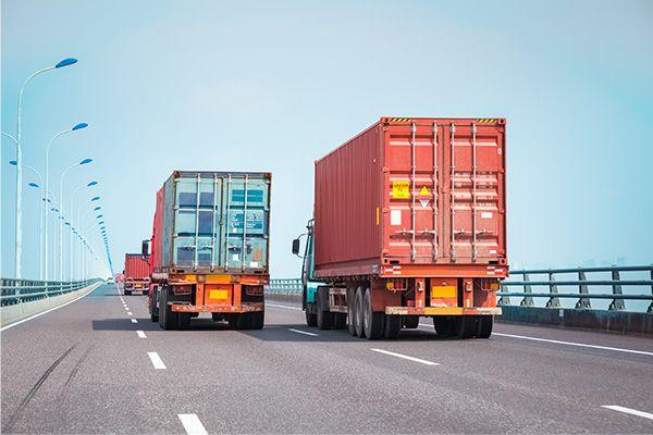 Импортные перевозки грузов в Россию