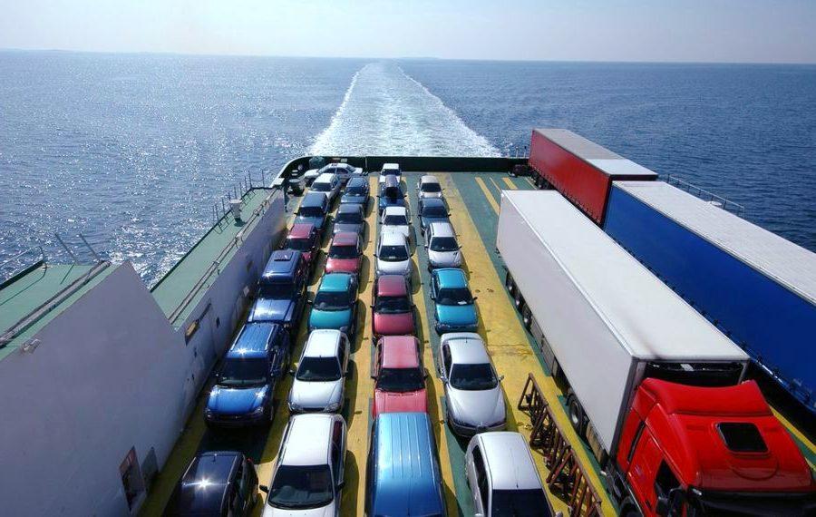 Доставка авто по морю во Владивостоке