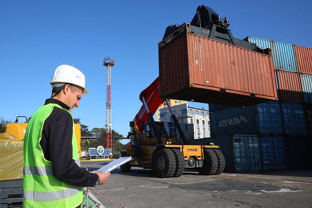 ЖД перевозка из Китая во Владивосток