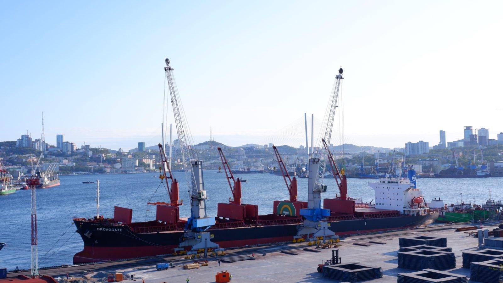 Гуанджоу доставка во Владивосток
